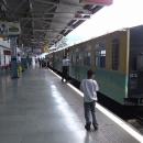 Náš vláček bývalé koloniální železnice