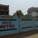 V Dillí se metro staví rychle, přibývají celé linie stanic