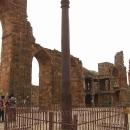 Železný sloup ze 4.století – 98% železa, nerezne, záhada