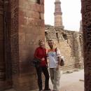 My dva na konci naší cesty Indií