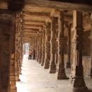Nádherná podloubí – komplex Qutab Minar