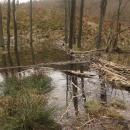 aby si vytvořili přehradu