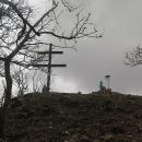 768 metrů vysoká hora Záruby je nejvyšším bodem Malých Karpat.