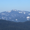Lysá hora z rozhledny Súkenická