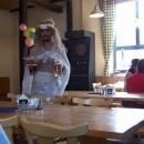 A mezi hosty potkáte třeba i lesní vílu :-)