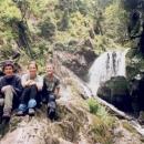... a vodopády