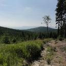 12 km sestup údolím Hučavy je pěkně náročný!!!