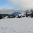 Na Jizerce je paradoxně nejmíň sněhu
