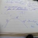 Zápis naší akce do vrcholové knihy Bukovce