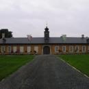 Kozel - zadní vchod