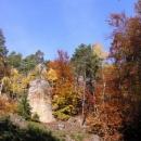 Podzim v Hrádeckém dolu