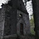 Nejvíce zachovalá zůstala tato budova kostela