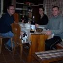 Vánoce 2006 - Štědrý večer na Lesovně