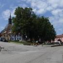 Náměstíčko v Dolním Dvořišti
