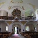 Kostelní varhany