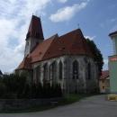 Gotika jižních Čech, kostel v Rychnově nad Malší