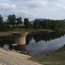 Vodní nádrž Humenice před Novými Hrady