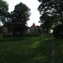 Opět svědek středověku, gotická tvrz Cuknštejn