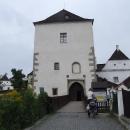 Míříme na hrad v Nových Hradech