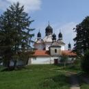 Poutní kostel Nejsvětější Trojice u Trhových Svinů