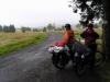 Na místě bývalé vesnice Rolava - pořád drobně prší