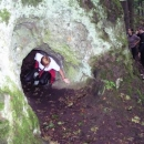 Skalky Skřítků - tajemné miniaturní jeskyňky