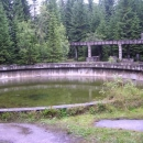Součástí dolu a úpravny byl i zajatecký tábor Francouzů a Rusů. Po skončení války byl důl opuštěn.