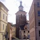 Černá věž v Lokti