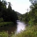 Údolí řeky Ohře