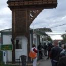 Na Ukrajinu vstupujeme přes pěší přechod v Malých Slemencích