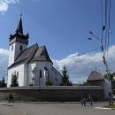 Kostel Sv. Elizabety v Chustu
