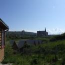 Nahlížíme i na kemp u solných dolů v Solotvinu, ve kterém jsme loni přečkali bouři