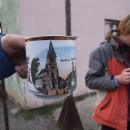 Ukrajinský pozdrav z Kladna, obrácený to pohled na práci místních u nás