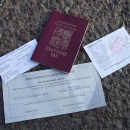 Ukázka hraniční administrativy, není nad to se přezaměstnat papírováním
