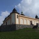 Na Vrchu Anděla strážce nad Sušicí