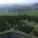 Malebné okolí hradu Rabí