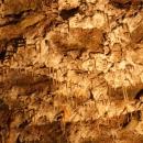 To není v jeskyních, to jsou minikrápníčky v hradních sklepeních