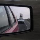 Z Luďkova auta zachycen Markétin favorit.