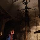 V tajemných hradních sklepeních