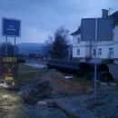 Hraniční přechod v Lichkově.