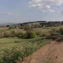 Vesnice Kamienczyk hned za hranicemi