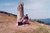Socha slůněte - symbol Králického Sněžníku na jeho úpatí
