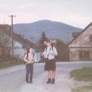 Výchozí místo vandru - vesnice Podlesí