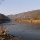 Most přes Berounku u Skryjí