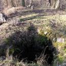 Z Řebříku nezbylo skoro nic, jen vytesaná studna