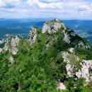 Velký Rozsutec je právem považován za jednu z nejhezčích hor na Slovensku