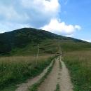 Čeká nás výšlap na nejvyšší horu, nějakých 200 výškových metrů, co to proti včerejšku je?!