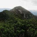 A před námi Suchý vrch, bratříček našeho Sucháku :-)