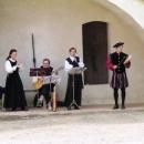 Na hradě je veselo - středověká hudba