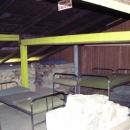Na Krašově je i možnost ubytování, nocležné dobrovolné